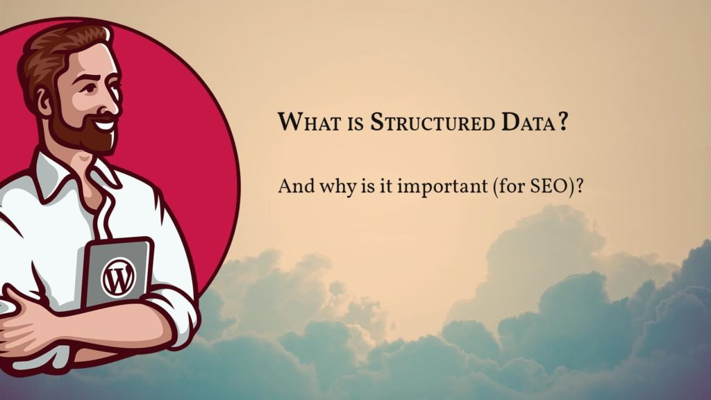 Cover image for lesson 1: What is Structured Data and why is it important for SEO?