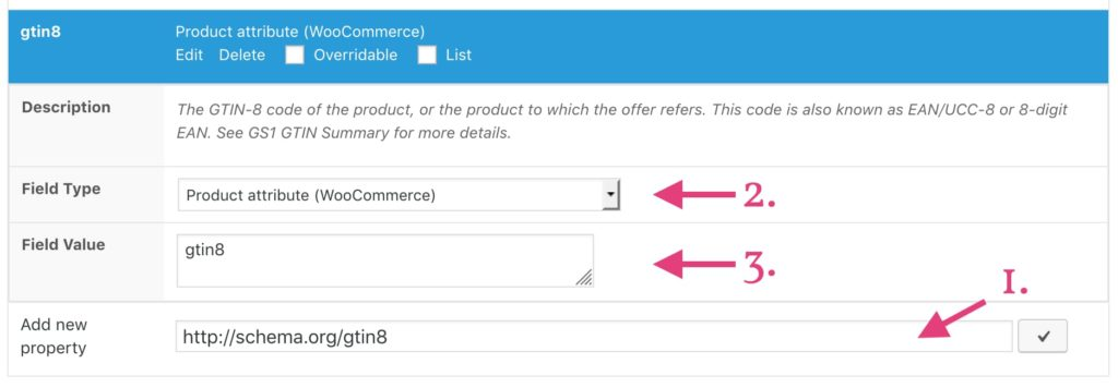 How to add a WooCommerce product attribute to a global snippet