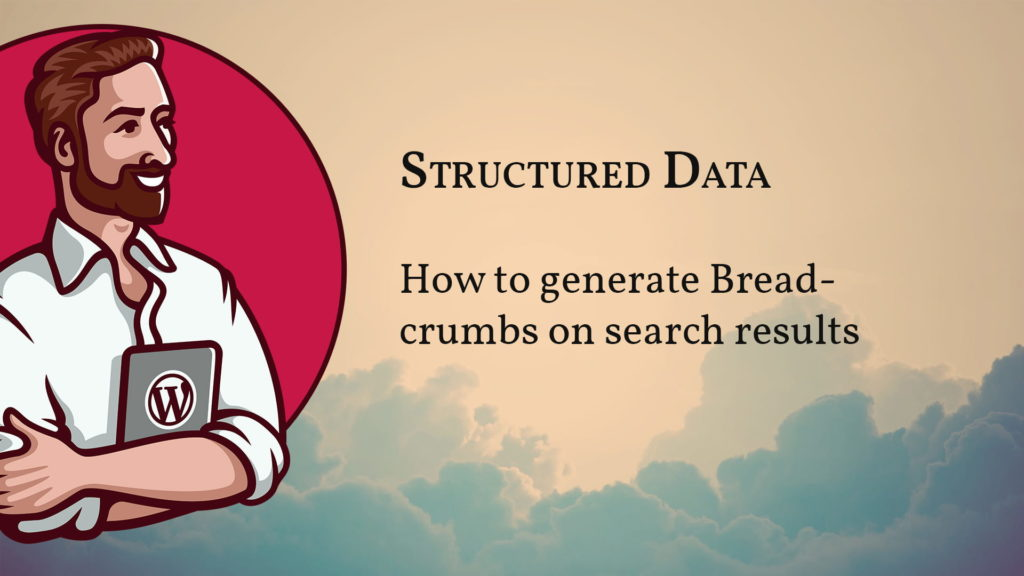 Breadcrumbs in search results: Video-Coverimage